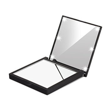Flo Accessories Compact Square Led Mirror