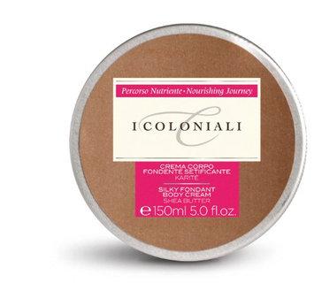 I Coloniali Silky Fondant Body Cream Shea Butter