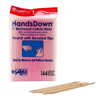 Graham Hands Down Birchwood Cuticle Sticks