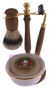 Colonel Conk No.244 Double Track Shave Set