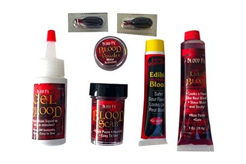 Living Nightmare FX Makeup Kit