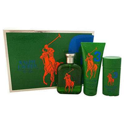 Ralph Lauren No.3 The Big Pony Fragrance Collection for Men