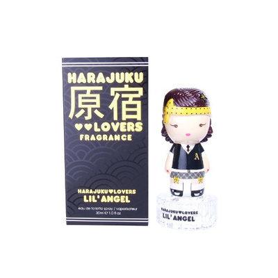 Harajuku Lovers Lil' Angel By Gwen Stefani For Women Edt Spray 1 Oz