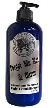 Black Canyon Hair Conditioner 16 Oz (Forget Me Not & Citrus)