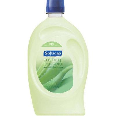 Softsoap Moisturizing Hand Soap Soothing Aloe Vera