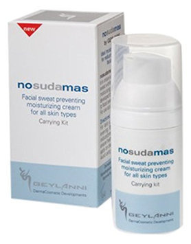 nosudamas Facial Sweat Preventing Moisturizing Cream