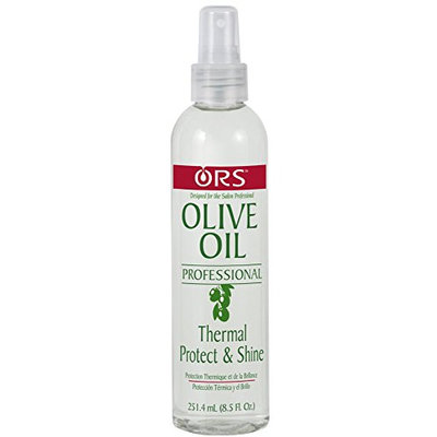 Organic Root Stimulator Olive Oil Professional Thermal Protect Shine Pump