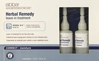 Abba Herbal Remedy Leave-in Treatment Correct Moisture
