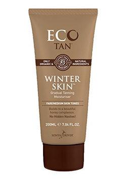 ECO Tan - Organic Winter Skin Gradual Tanner + Moisturizer (Face+Body)