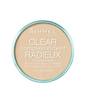 Rimmel London Clear Complexion Anti Shine Powder