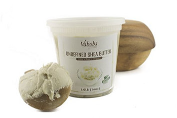 Vabobs Pure Organic African Shea Body Butter
