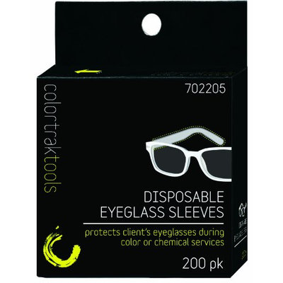 Colortrak Disposable Eyeglass Sleeves
