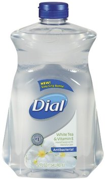 Dial Liquid Hand Soap Refill Vitamin E