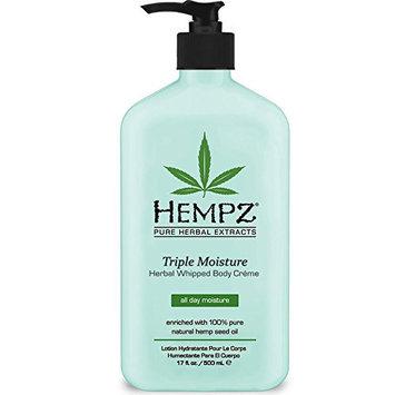 Hempz Triple Moisture Herbal Whipped Body Crème