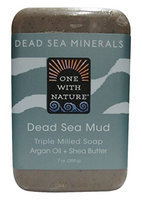 One With Nature Dead Sea Bar Soap