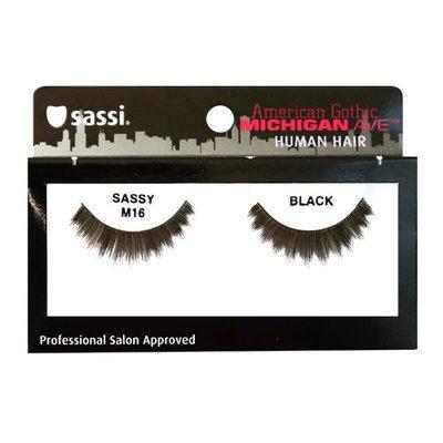Sassi 804-M16 Michigan Ave 100% Human Hair Sassy Eyelashes
