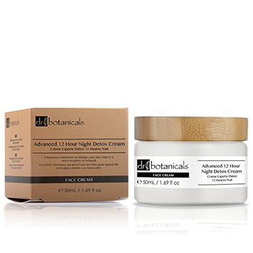 Dr Botanicals Advanced 12 Hour Night Detox Cream