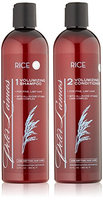 Peter Lamas Rice Volumizing Shampoo and Conditioner Set