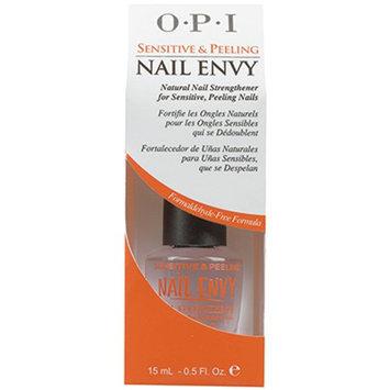 OPI Nail Envy Sensitivity & Peeling