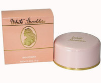 White Shoulders By Evyan For Women. Dusting Powder 2.6-Ounce Bottle