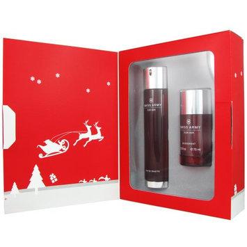 Swiss Army for Women Gift Set by Swiss Army. Eau De Toilette Spray 3.4 Oz