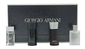 Giorgio Armani Mini Code Sport 5 Piece Gift Set for Men