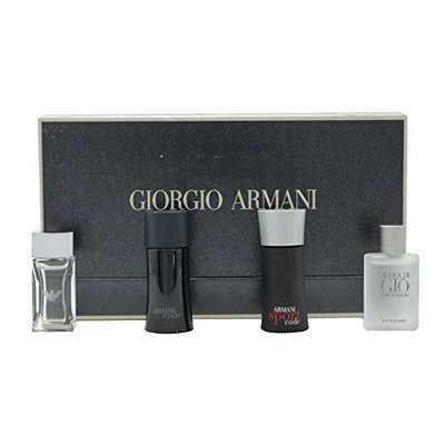 Giorgio Armani Mini Code Sport 5 Piece Gift Set for Men