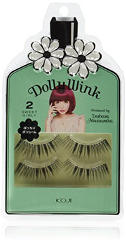 Koji Dolly Wink Eyelashes by Tsubasa Masuwaka - Sweet Girly (02)