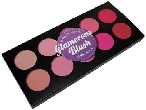 BH Cosmetics 10 Color Blush Palette
