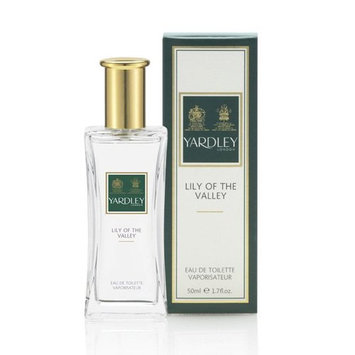 Yardley of London Lily of The Valley Eau De Toilette Spray for Women
