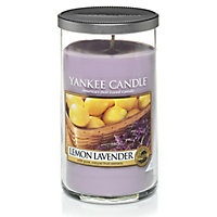 Yankee Candle Lemon Lavender Pillar Candle