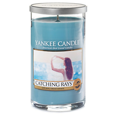 Yankee Candle Catching Rays Perfect Pillar Candle-MULTI