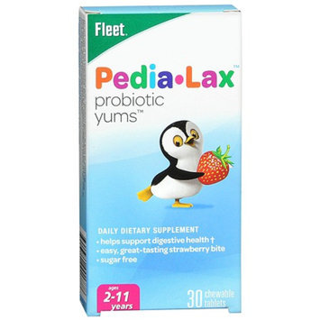 Fleet Children's Pedia-Lax Probiotic Yums