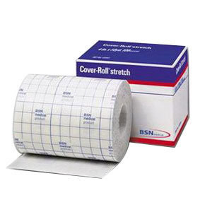 """Biersdorf Bandages and Dressings Cover- Roll Stretch Non-Woven 2"""" x"""