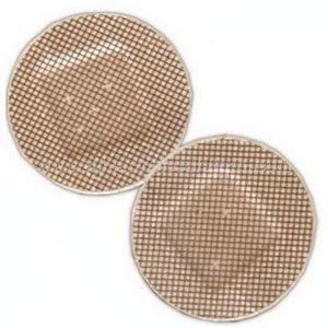 Jobst Coverlet Spot Oval Band Aid, 100 each
