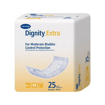Humanicare Dignity Adult Incontinence Underwear Plus Super Liners, 25