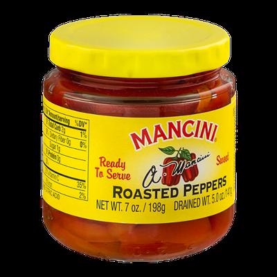 Mancini Sweet Roasted Peppers