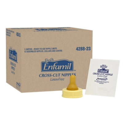 Enfamil Cross Cut Nipples