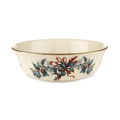 Lenox Winter Greetings All Purpose Bowl