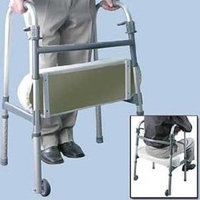 North American Healthcare JB5570 Padded Walker Rest Seat