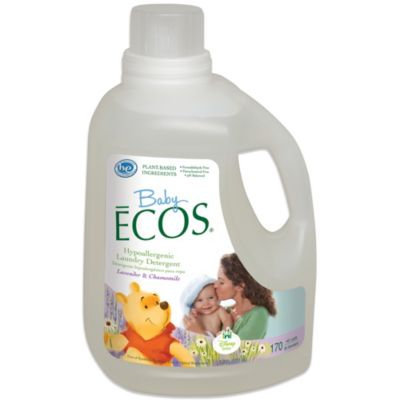 Earth Friendly Products Chamomile & Lavender Baby Detergent, Disney, 170 loads