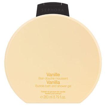 SEPHORA COLLECTION Bubble Bath & Shower Gel Vanilla