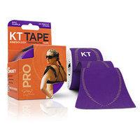 KT TAPE PRO, Pre-cut, 20 Strip, Synthetic, Epic Purple
