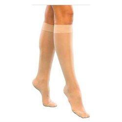 Sigvaris Women's Sheer Fashion 15-20 mmHg Closed Toe Knee High Sock Size: A (5-7), Color: Black 99