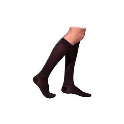 Sigvaris 862CS1W99 860 Select Comfort Series 2030mmHg Womens Closed Toe Knee Highs 862C Size S1#44; Color Black 99