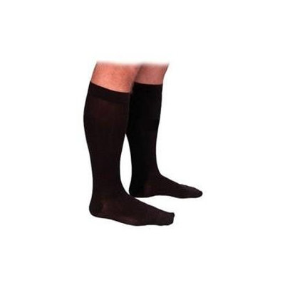 Sigvaris 863CM2M99 860 Select Comfort Series 3040 mmHg Mens Closed Toe Knee Highs 863C Size M2#44; Color Black 99