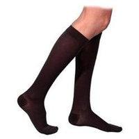Sigvaris 863CM3W08 860 Select Comfort Series 3040 mmHg Womens Closed Toe Knee Highs 863C Size M3#44; Color Dark Navy 08