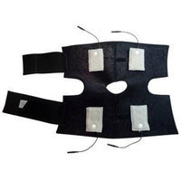 Conductive Knee Brace Soft with (4) 2