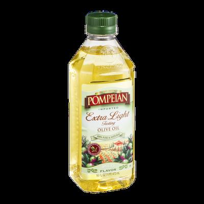 Pompeian Extra Light Tasting Olive Oil