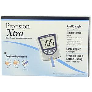 Medisense/abbott Abbott Precision Xtra Blood Glucose Meter Kit